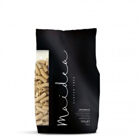 Pasta de arroz completo MAIDEA - sin gluten - SEDANI Rigati 500g