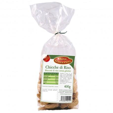 Biscuits de riz sans gluten- 400g