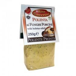 Polenta bereit mit Steinpilzen - 250g