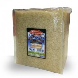 Parboiled Ribe Reis - 5kg - Vakuum
