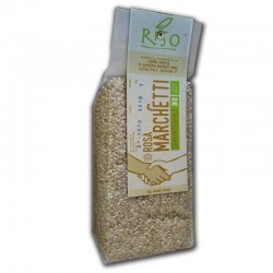 SEMI BROWN Rosa Marchetti Rice- 1kg vacuum pack