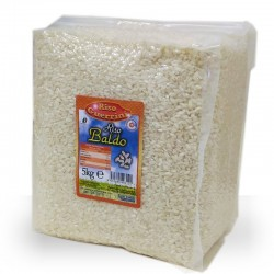 Baldo Rice - 5 kg - vacuum pack
