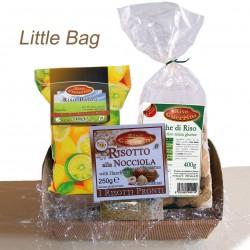 LITTLE BAG - cestino o scatola regalo