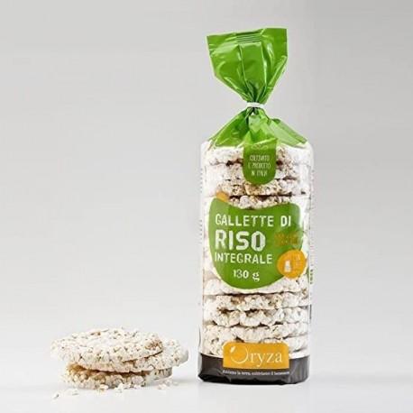 Galettes de riz - 130g Sans Gluten