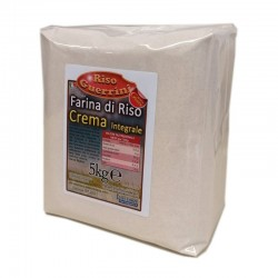 Farine de riz complet - 5kg- Sans gluten