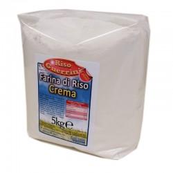 Crema (harina) de arroz - 5kg sin gluten