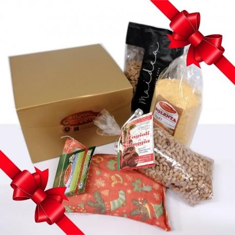Quartetto contadino -scatola regalo
