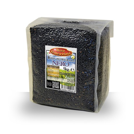 Black brown rice Venere aromatic - 500g vacuum