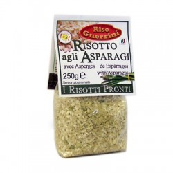Ready Risotto with Asparagus - 250g