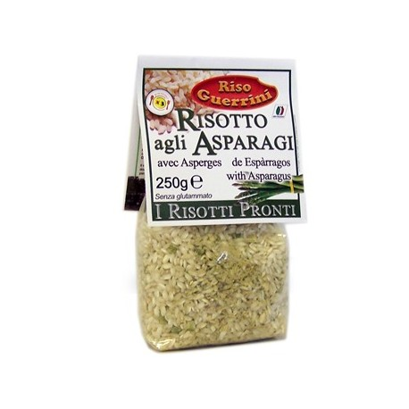 Risotto Pronto agli Asparagi - 250g