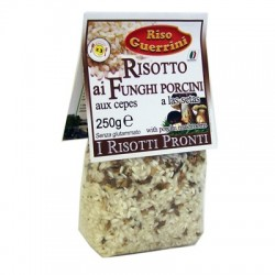 Ready Risotto with Porcini Mushrooom- 250g
