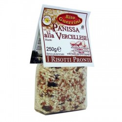 Ready Risotto with Sausage and beans- 250g