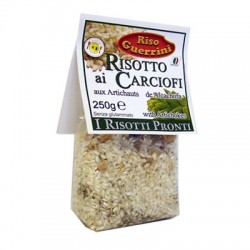 Ready Risotto with Artichokes - 250g