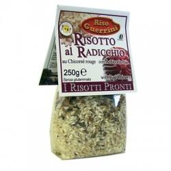 Bereit risotto mit Radicchio Chicorée - 250g