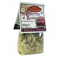 Ready risotto with radicchio red chicory - 250g