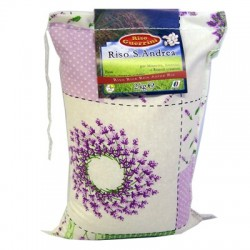 Sant'Andrea Rice - 2 kg - Cotton bag