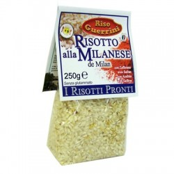 Ready Risotto of Milan with Saffron- 250g