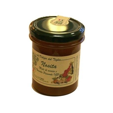 Nosita - Crema di Nocciole e Miele - 230g