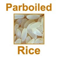 3p) Parboiled - pre-cooked